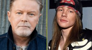 Don Henley Comes To The Rescue When Guns N' Roses Experience Every Band's Worst Nightmare