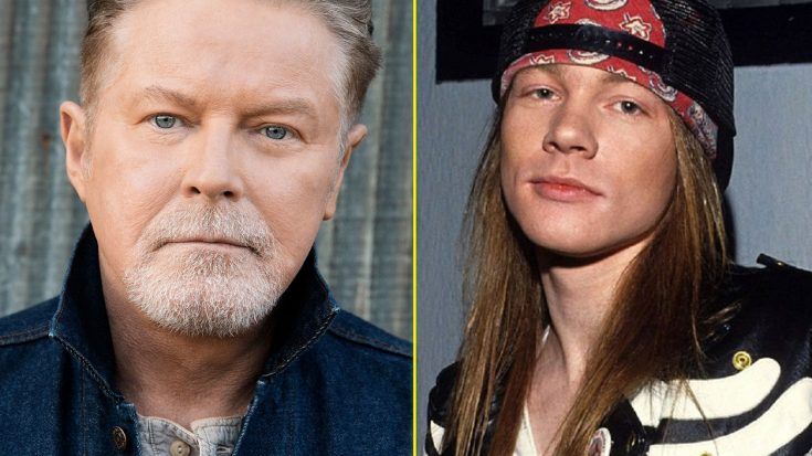 Don Henley Comes To The Rescue When Guns N' Roses Experience Every Band's Worst Nightmare | Society Of Rock Videos