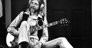 48 Years Ago: Duane Allman Makes A New Year's Resolution That Completely Changes His Life