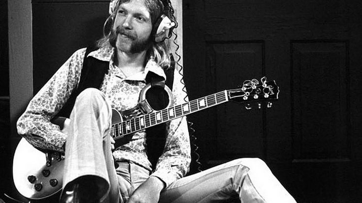 48 Years Ago: Duane Allman Makes A New Year's Resolution That Completely Changes His Life | Society Of Rock Videos