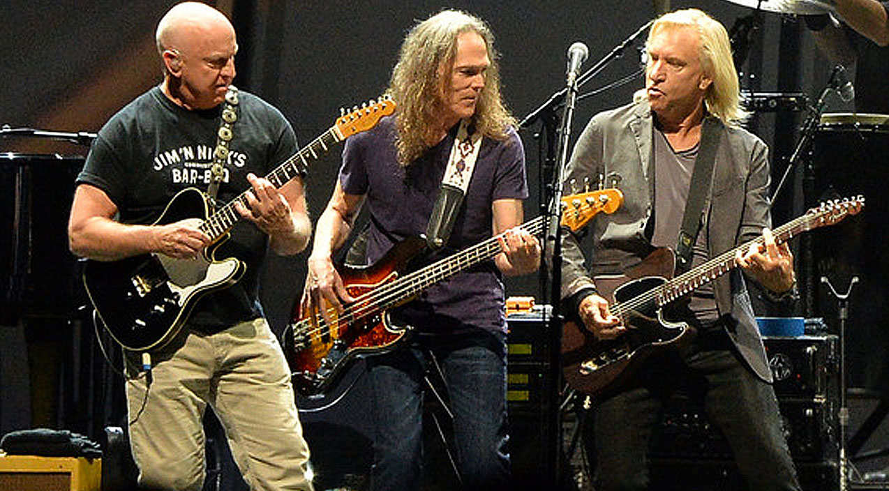 flashback the eagles reunite with founding guitarist