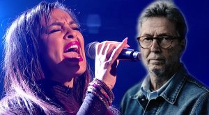 Eric Clapton's Backup Singer Auditions On Live TV And Even These Judges Envy Her Voice