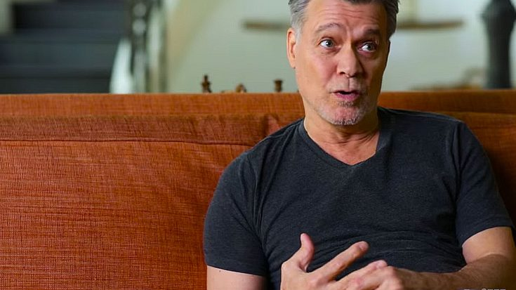 Eddie Van Halen Sounds Off On 4 Guitar Riffs That Rock His World, And 1 Trait They All Share | Society Of Rock Videos