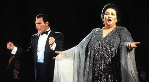 Remember When Freddie Mercury Teamed With This Opera Singer For A Stunning Duet? We Sure Do!