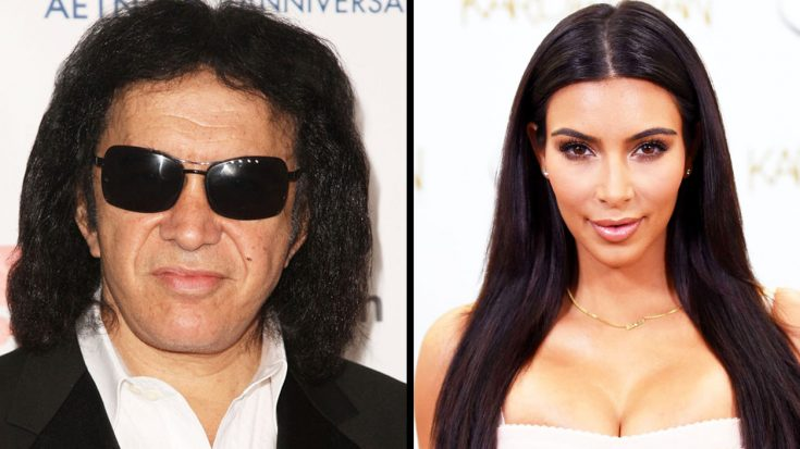 When Gene Simmons Saw How Much Money Kim Kardashian Makes, He Had Just Three Words For Her… | Society Of Rock Videos