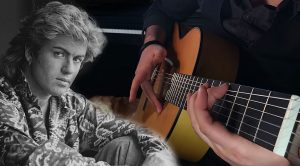 Guitarist Turns George Michael's Hit 'Careless Whisper' Into Classically Written Masterpiece!