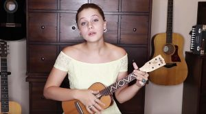 Teenage Girl's Rendition Of 'Something' By The Beatles Is Sure To Leave You Speechless…