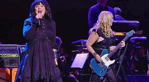 Heart Celebrate 40 Years Of 'Little Queen' With Debut Royal Albert Hall Performance