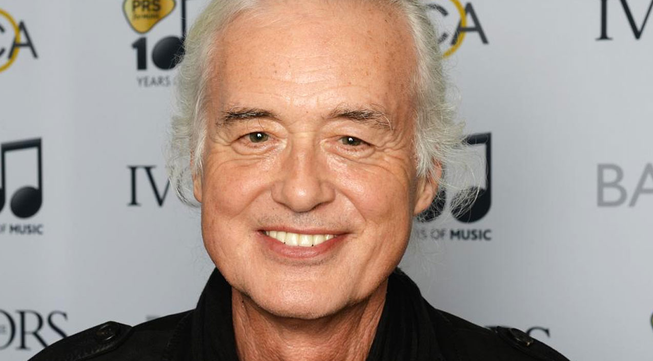 Jimmy Page Sounds Off On The Top 3 Guitarists Who Rock His