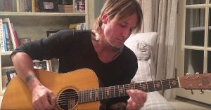 Rock's Fallen Icons Live Again In Country Star's Intimate Acoustic Tribute