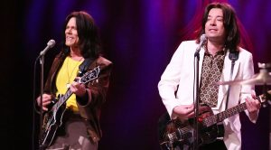 Things Get Awkward When Jimmy Fallon & Kevin Bacon Try To Cover 'Lola' By The Kinks!