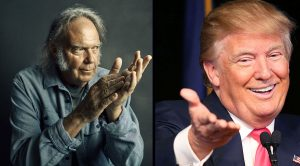 After All This Time, Neil Young Finally Gets Candid About President Trump…