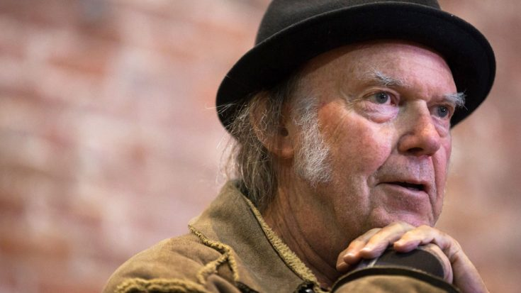 Neil Young Just Shared The Best News For Fans Of Crosby, Stills, Nash, & Young!