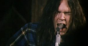 Rare Footage Of Neil Young Recording 'Alabama' Surfaces, And It's Everything We've Ever Wanted