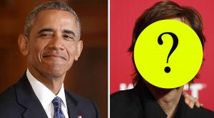President Obama's Farewell Party Rumored To Feature Rock Icon, And That Rock Icon Is…