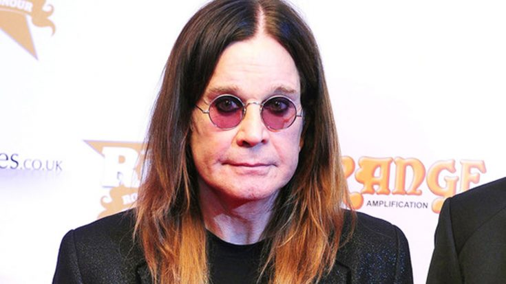 "Ozzy Osbourne Lashes Out When He Is Asked About His ""Addiction"" 