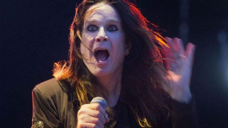 Ozzy Osbourne Plots His First Post-Black Sabbath Milestone, And We Couldn't Be More Excited