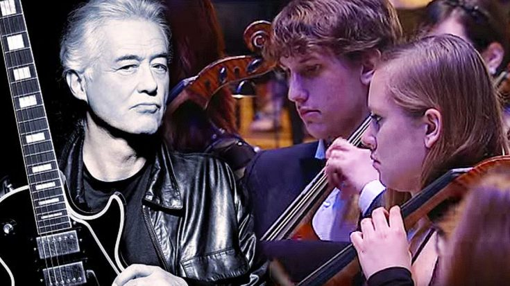 'Stairway To Heaven' Is Taken To The Next Level With Awe Inspiring Orchestral Rendition! | Society Of Rock Videos