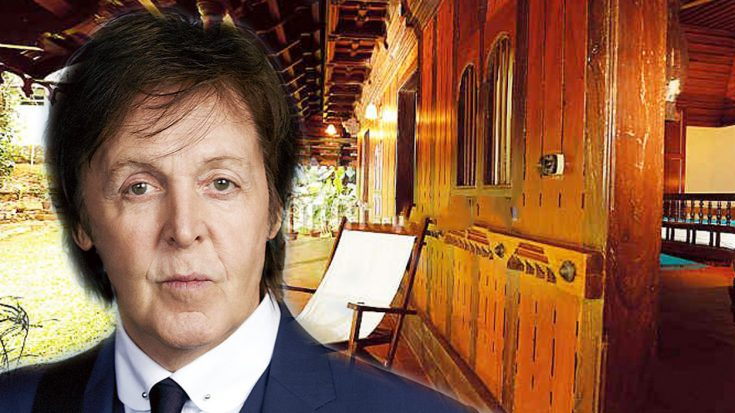 You've Got To See Paul McCartney's Gorgeous New Home – You'll Be So Jealous! | Society Of Rock Videos