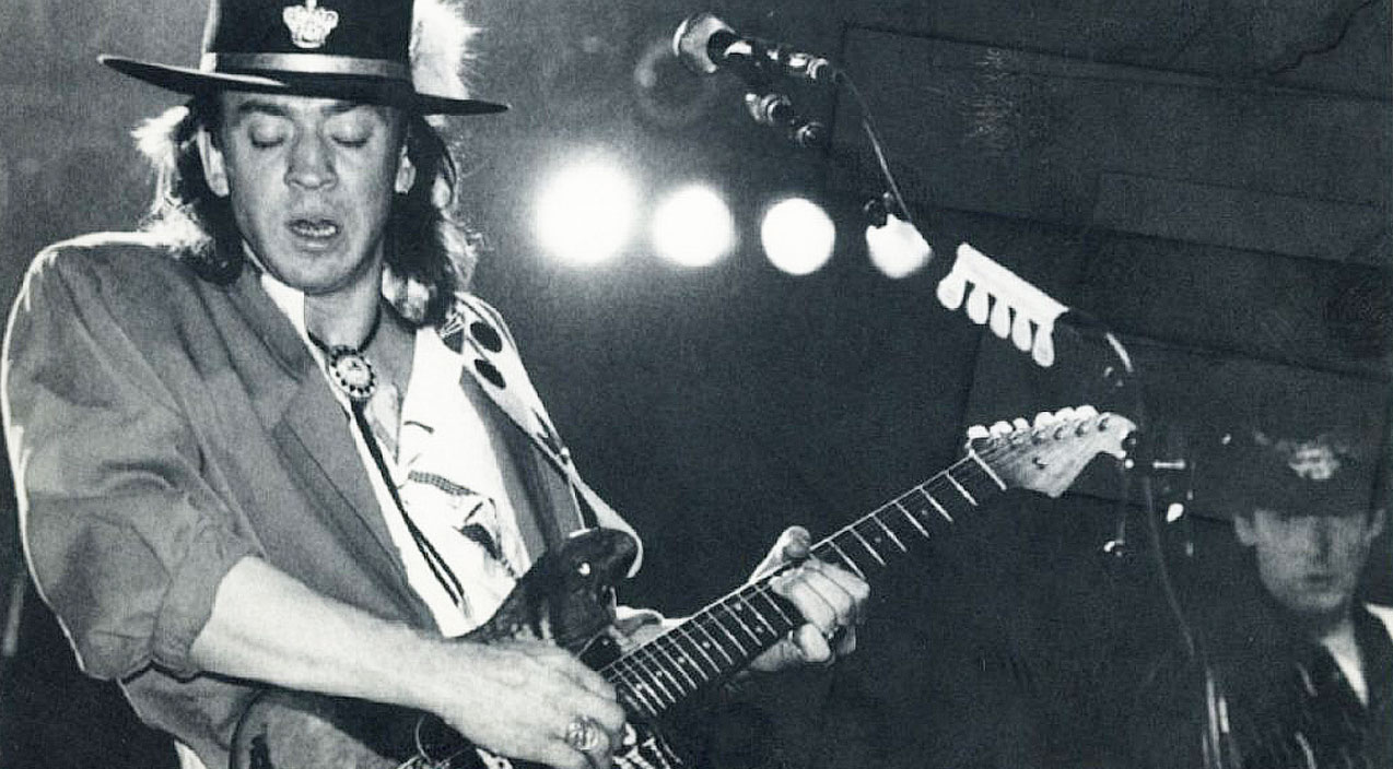 Stevie Ray Vaughan Dedicates This Mellow Jam To His Wife And It Still Tugs At Our Heartstrings