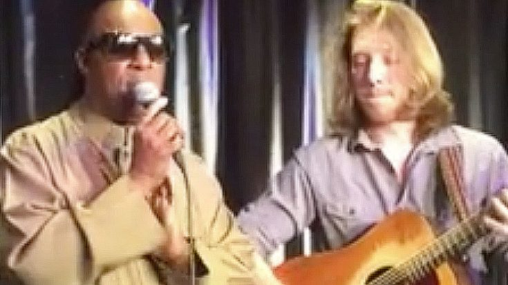 Stevie Wonder Hears Someone Covering His Song – What He Does Next Is The Stuff Dreams Are Made Of | Society Of Rock Videos