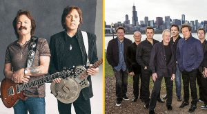 Chicago & The Doobie Brothers Announce Full-Length North American Tour For Summer Of 2017!