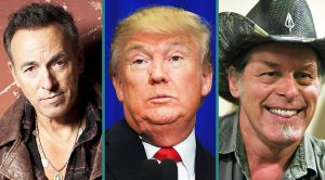 Rockers Give Their Shocking Reactions To President Trump's Actions As Of Late…