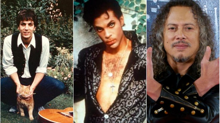10 Rock Stars You Probably Didn't Know Were Vegetarian | Society Of Rock Videos
