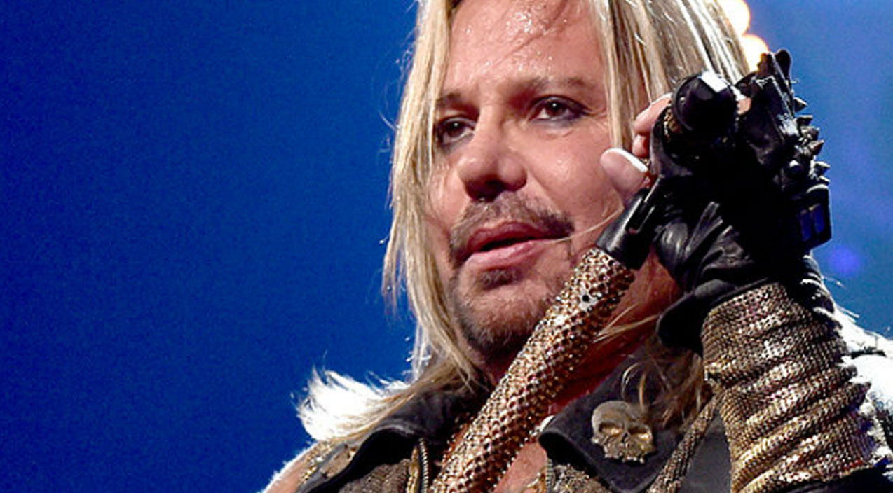 More Bad News For Vince Neil – Jeez, This Guy Can't Seem ...