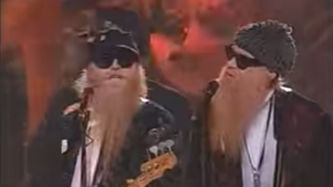 A Look Back At The 1997 Super Bowl Halftime Show With The Blues Brothers, ZZ Top and James Brown | Society Of Rock Videos