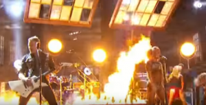 Why Metallica Should Never Play At The Grammy's Again
