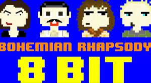 Bohemian Rhapsody As An 8-Bit Video Game Track Is Unlike Anything You've Ever Heard, Before!