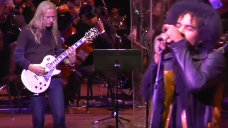 "Alice In Chains Join Symphony For Epic, Once In A Lifetime Cover Of Led Zeppelin's ""Kashmir""! 