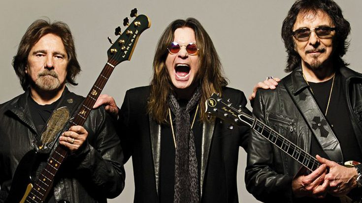 The Curtain Has Closed For Black Sabbath, But Tony Iomi Says They Aren't Quite Finished! | Society Of Rock Videos