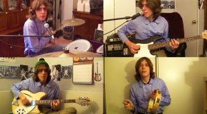 "Young Rocker Masterfully Plays Every Instrument On This Amazing Cover Of The Monkees ""Mary, Mary""!"