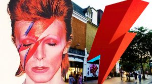 Your Jaw Will Drop When You See The Memorial David Bowie's Hometown Will Erect In His Honor!