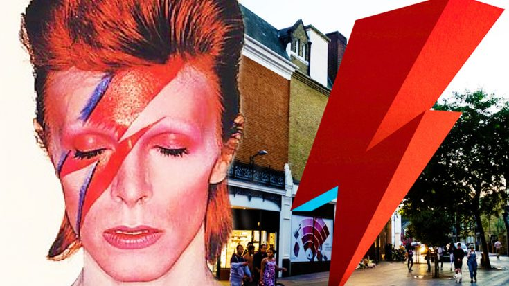 Your Jaw Will Drop When You See The Memorial David Bowie's Hometown Will Erect In His Honor! | Society Of Rock Videos