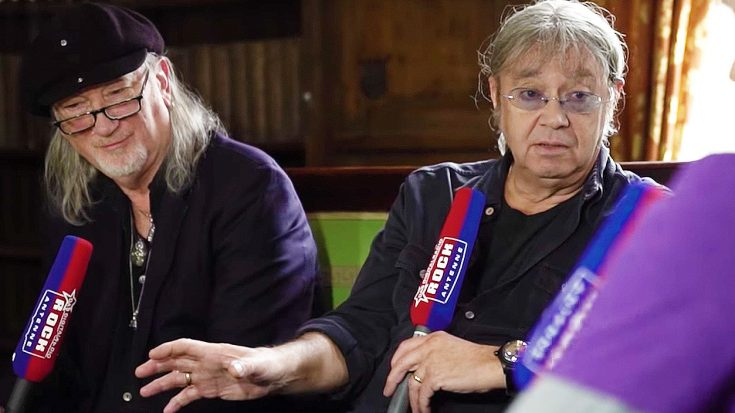 Ian Paice And Roger Glover Reveal Deep Purple Are Terrified Of The Future—Here's Why…. | Society Of Rock Videos