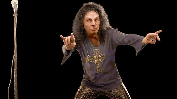 At Last! Dio's Hologram Is Set To Make Its US Debut For A Very Special Event! | Society Of Rock Videos