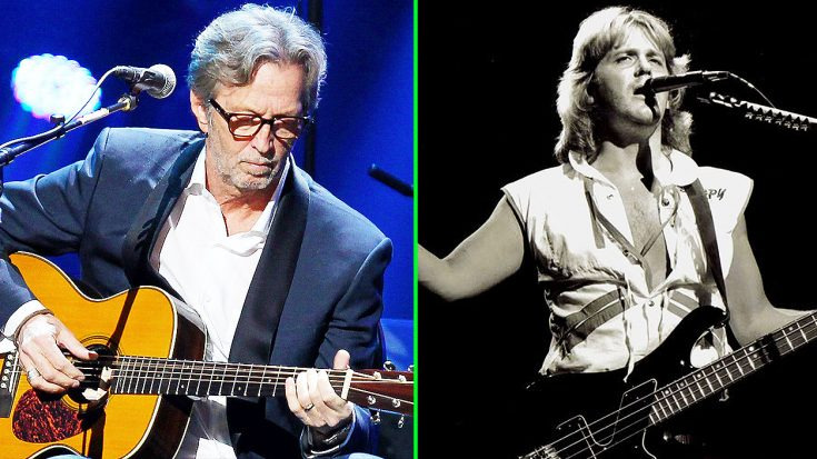 Listen To Eric Clapton's Emotional Tribute Song To Asia's John Wetton—Warning: Grab A Tissue | Society Of Rock Videos