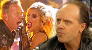 Lars Ulrich Finally Opens Up About GRAMMY Performance With Lady Gaga, And Doesn't Hold Back!