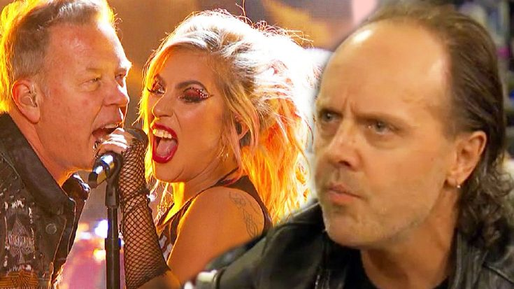Lars Ulrich Finally Opens Up About GRAMMY Performance With Lady Gaga, And Doesn't Hold Back! | Society Of Rock Videos