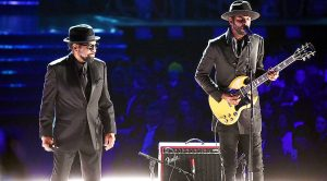 Gary Clark Jr. Takes Centerstage At The GRAMMYs For Powerful, Epic Tribute To Cream!