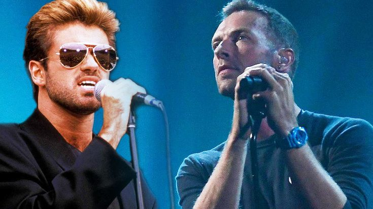 Chris Martin Takes Centerstage For Powerful Tribute To George Michael At BRIT Awards | Society Of Rock Videos