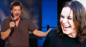 This Comedian's Spot-On Impression Of Ozzy Osbourne And Brian Johnson Will Make You Laugh Out Loud