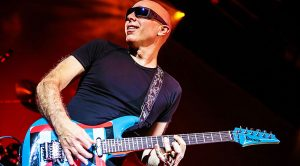 Guitar Legend Joe Satriani Shockingly Reveals The One Song He Truly Regrets Writing—Here's Why…