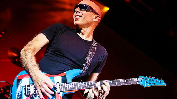 Guitar Legend Joe Satriani Shockingly Reveals The One Song He Truly Regrets Writing—Here's Why… | Society Of Rock Videos