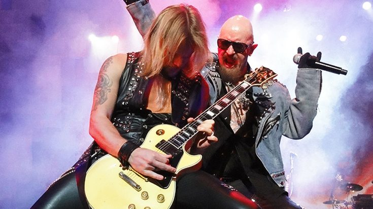 Judas Priest's Rob Halford Makes Announcement That Will Leave A Smile On Every Fan's Face! | Society Of Rock Videos
