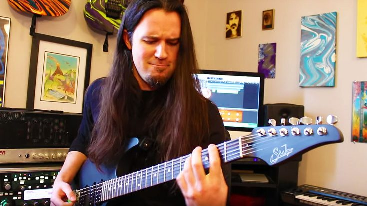 "Guy Plays Metallica's ""Kill Em' All"" Album In Major Key, And We Can't Get Over How Amazing It Sounds! 