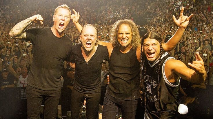 Breaking: Metallica Officially Announce Dates For Their 2017 World Tour—Are They Stopping By Your City!? | Society Of Rock Videos
